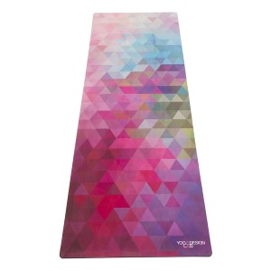 Yoga Design Lab 1mm Travel Yoga Mat - Tribeca Sand