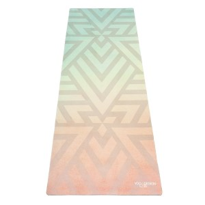 Yoga Design Lab 3.5mm Studio Combo Yoga Mat - Popcicle Maze