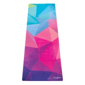 Yoga Design Lab 3.5mm Studio Combo Yoga Mat - Geo