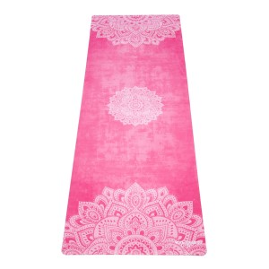 Yoga Design Lab 3.5mm Studio Combo Yoga Mat - Mandala Rose